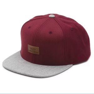 Starter x Vans Blackout snapback baseball cap hat